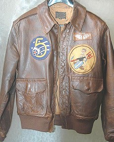 William Shek's A-2 Flight Jacket