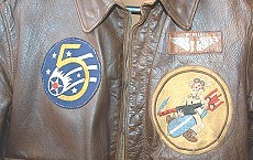 William Shek's A2 Flight Jacket