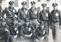 "The crew of  B-24 Liberator - ""Dauntless Dottie"" - Click for a bigger picture"
