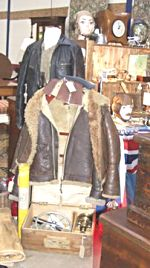 Our stand at Shepton Mallet January 2003