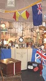 Our stand at Westpoint January 2003