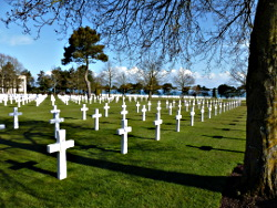 Normandy American Cemetery,  Colleville-Sur-Mer
